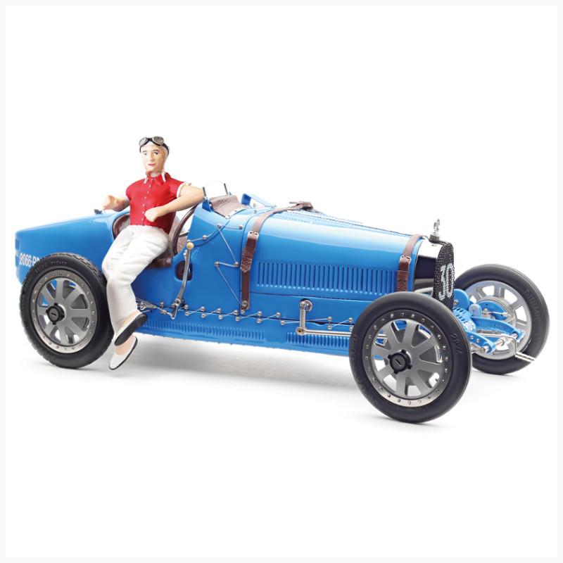 Simoncini Giocattoli e Modellismo Roma - CMC - Bugatti Type 35 Grand Prix
