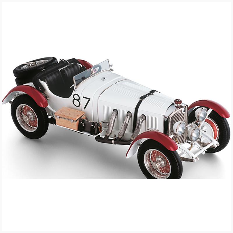 Simoncini Giocattoli e Modellismo Roma - CMC - Mercedes-Benz SSKL Mille Miglia 1931 fronte