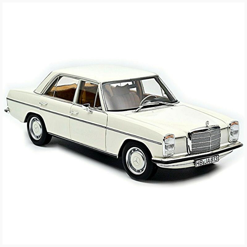 Simoncini Giocattoli e Modellismo Roma - Norev - Mercedes-benz-200-1968-bianca fronte