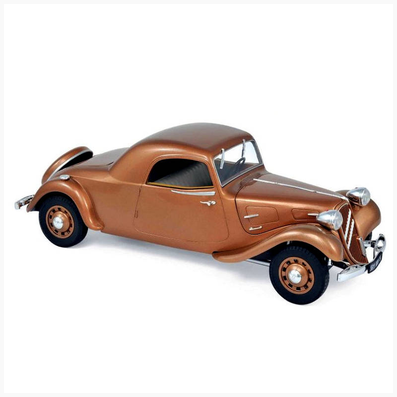 Simoncini Giocattoli e Modellismo Roma - Citroen traction Avant11B Coupe 1938