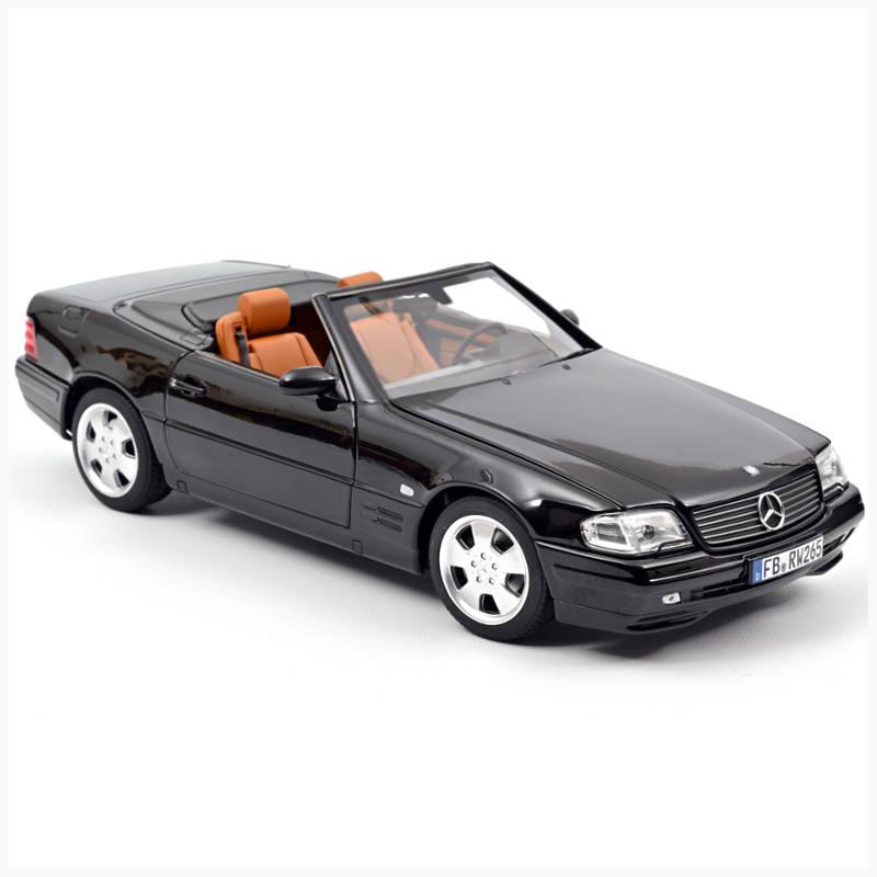 Simoncini Giocattoli e Modellismo Roma - MERCEDES-BENZ SL 500 1999