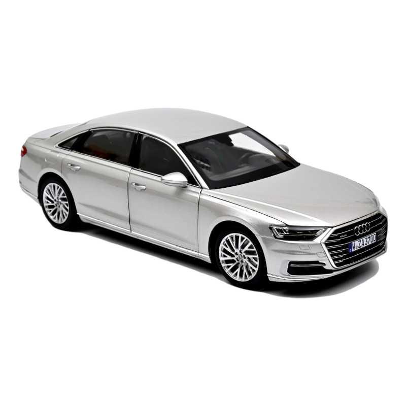 Simoncini Giocattoli e Modellismo Roma - Norev - Audi A8 l 2018 Silver