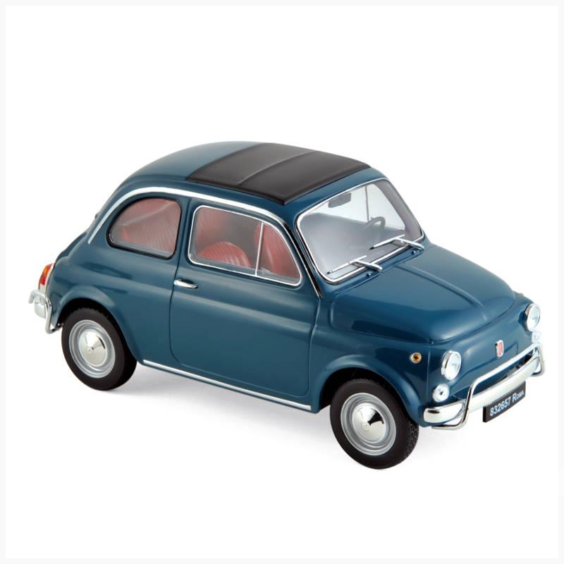 Simoncini Giocattoli e Modellismo Roma - Norev - FIAT 500 L 1968 - BLUE