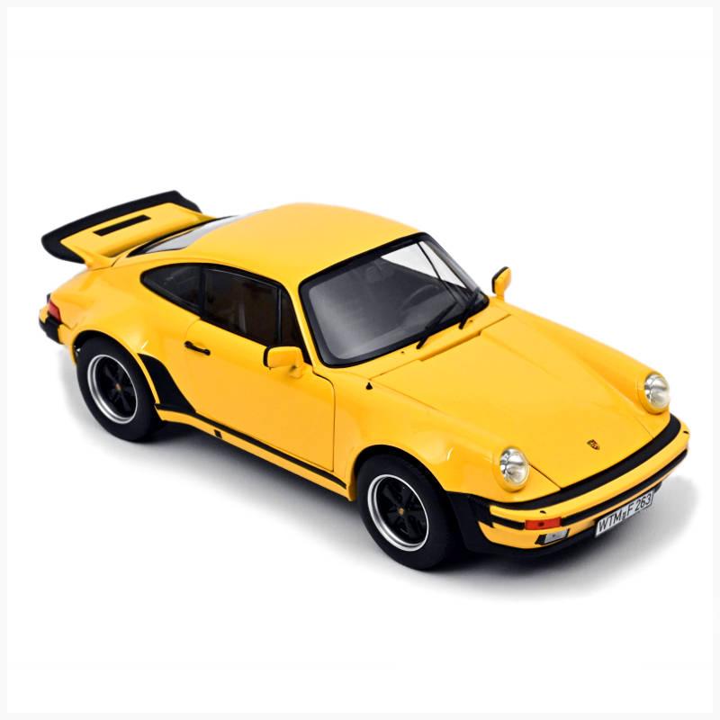 Simoncini Giocattoli e Modellismo Roma - Norev - PORSCHE 911 TURBO 3 1976