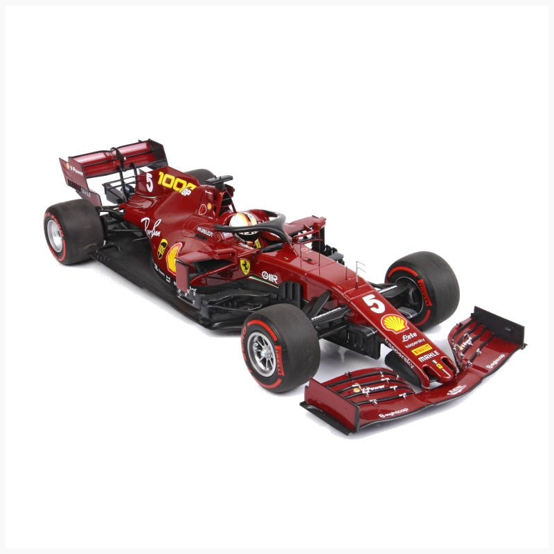 Simoncini Giocattoli e Modellismo Roma - Bburago Ferrari SF1000 Mugello S.Vettel
